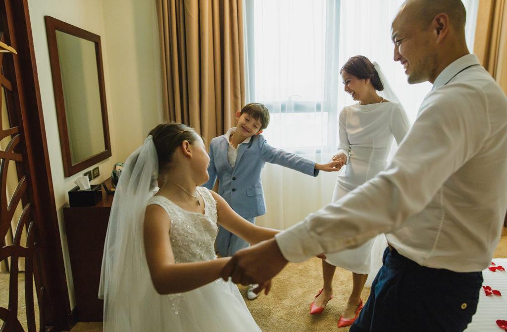 Bac Giang Destination Wedding – Mai & Takatoshi