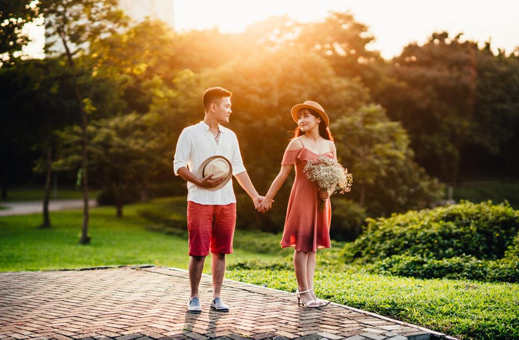 Wedding Anniversary in Hanoi – Anh Tuan & Huyen Linh