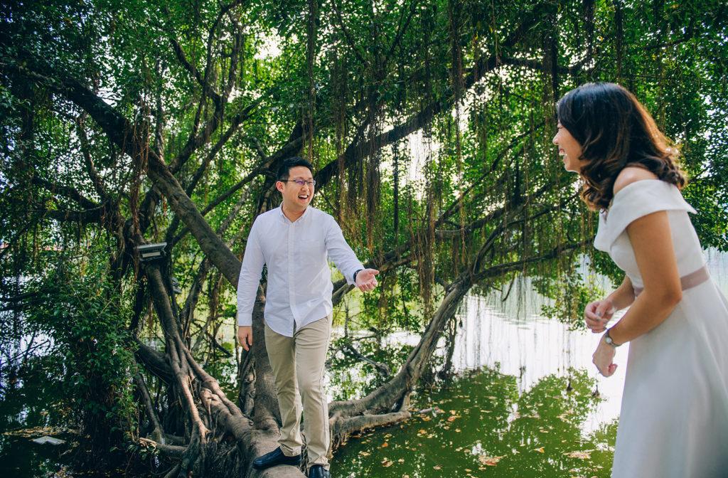 PreWedding in Hanoi – Adeline & Yin