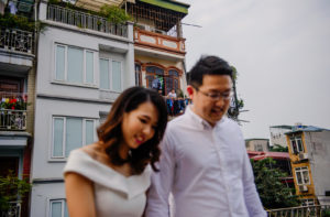 Hanoi Photographer - PreWedding - Adeline-Yin